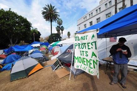 Occupy move